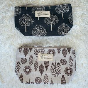 2- Pack: Natural Style - Handmade Bags